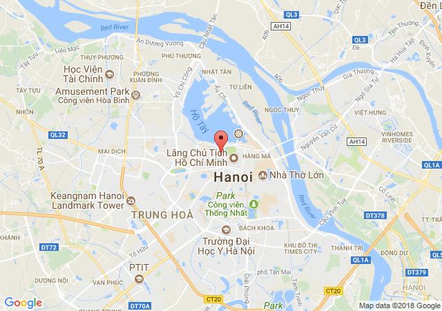 Cho thuê cửa hàng, ki-ốt tại Cầu Giấy, Phường Dịch Vọng, Quận Cầu Giấy, Hà Nội, giá bán 25 triệuiệu