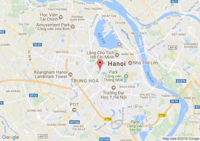 Cho thuê cửa hàng kinh doanh ngõ rộng phố Nguyên Hồng, Nam Thành Công