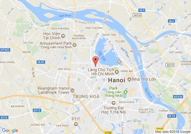 Bán nhà riêng tại Đường Hoàng Hoa Thám, Phường Vĩnh Phúc, Quận Ba Đình, Hà Nội, giá bán 3.2 tỷ