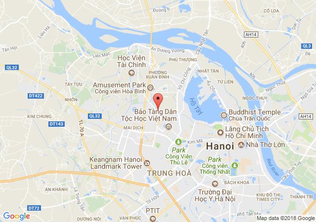 Bán nhà mặt phố tại Đường Trần Cung, Phường Cổ Nhuế 1, Quận Bắc Từ Liêm, Hà Nội, giá bán 3.25 tỷ