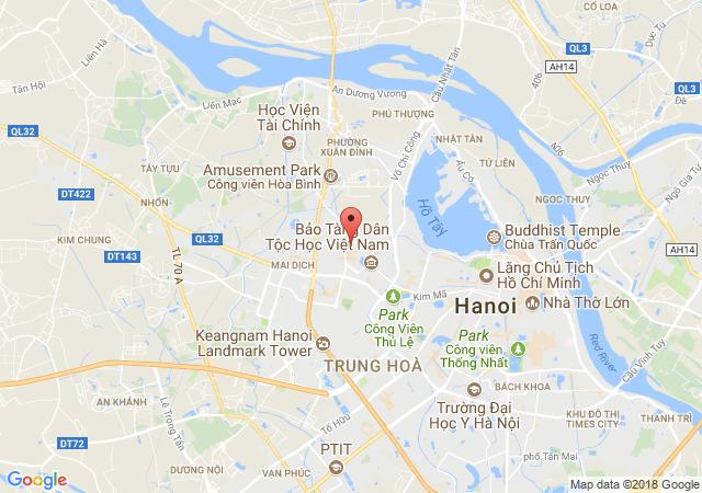 Bán Nhà Hoàng Quốc Việt 5.5 tầng xây mới vị trí cực đẹp tiện kinh doanh giá chỉ 9.6 tỷ