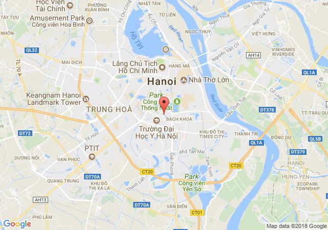 Bán nhà mặt phố tại Phố Xã Đàn, Phường Kim Liên, Quận Đống Đa, Hà Nội, giá bán 43 tỷ