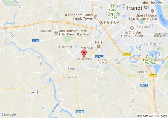 Cho thuê loại bất động sản khác tại Phường Quang Trung, Quận Hà Đông, Hà Nội, giá bán 6. 5 triệuiệu