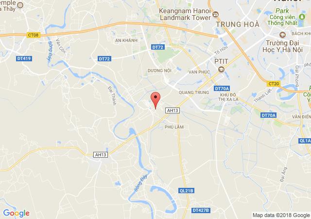 Bán kho, nhà xưởng tại Đường Quốc lộ 6, Phường Yên Nghĩa, Quận Hà Đông, Hà Nội, giá bán 36 tỷ