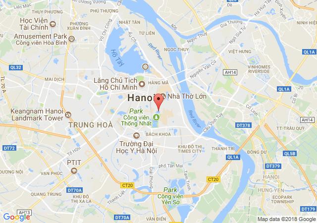 Cho thuê loại bất động sản khác tại Bà Triệu, Phường Nguyễn Du, Quận Hai Bà Trưng, Hà Nội, giá bán 29 triệuiệu