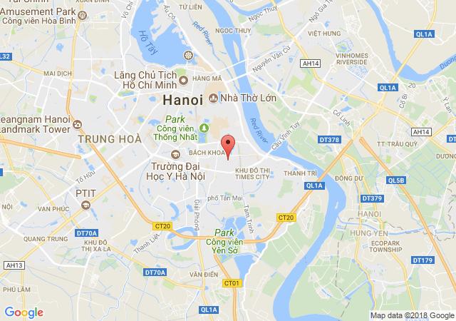Cho thuê loại bất động sản khác tại Quỳnh Lôi, Phường Quỳnh Lôi, Quận Hai Bà Trưng, Hà Nội, giá bán 8 triệuiệu