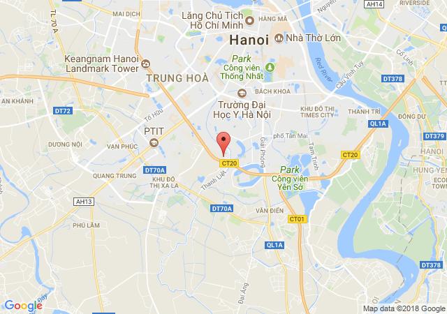 Bán gấp liền kề đô thị Kim Văn Kim Lũ, 170m2