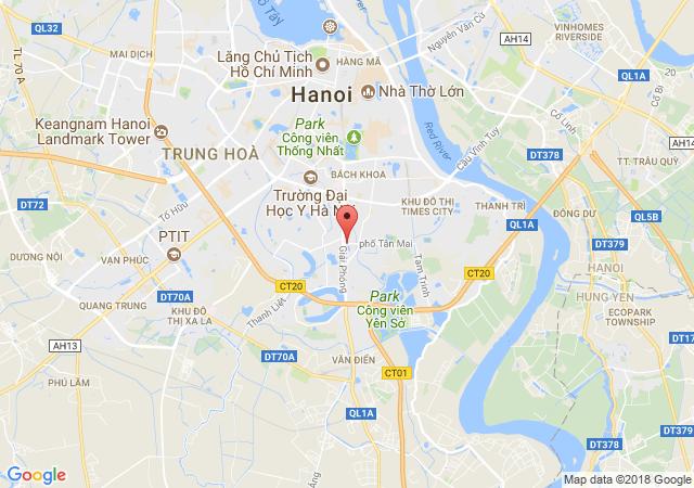Cho thuê nhà trọ, phòng trọ tại Kim Đồng, Phường Giáp Bát, Quận Hoàng Mai, Hà Nội, giá bán 2. 5 triệuiệu