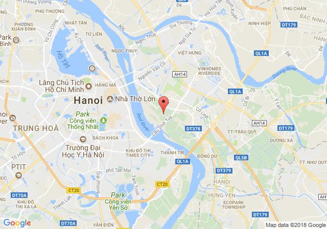 Bán biệt thự, liền kề tại Dự án Vinhomes The Harmony, Long Biên, Hà Nội, giá Thỏa thuận