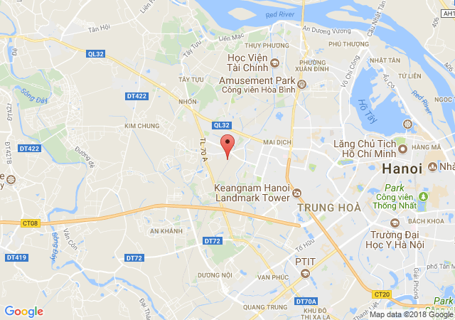 Bán căn hộ chung cư tại Dự án Xuân Phương Residence, Đường Trần Hữu Dực, Phường Xuân Phương, Nam Từ Liêm, Hà Nội, giá Thỏa thuận