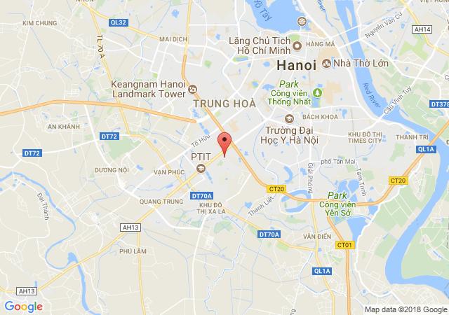 Cho thuê kho, nhà xưởng đẹp tại Thanh Xuân, Hà Nội, với nhiều diện tích