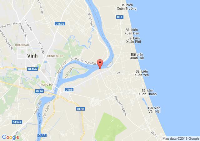 Cần bán lô đất trung tâm thành phố Hà Tĩnh, S=200m2, đối diện khách sạn vincom hà tĩnh