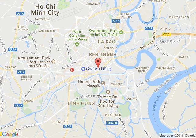 Bán nhà hẽm xe hơi Trần Hưng Đạo, P. Cầu Kho, Q1, 8.2x14.5m, 24.2 tỷ