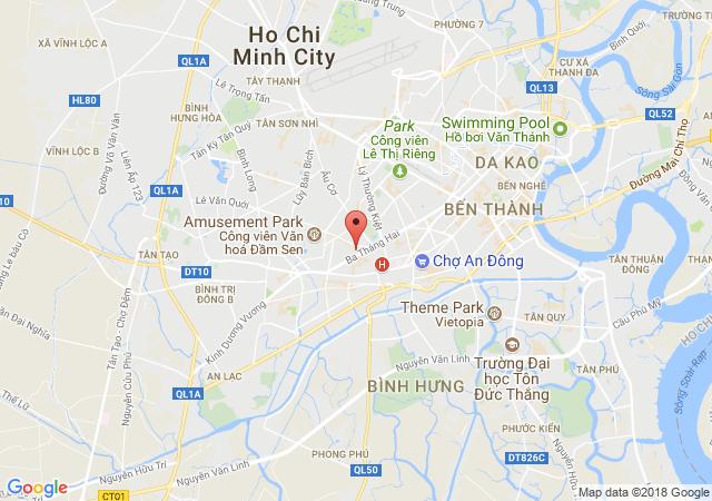Chính chủ bán nhà mặt tiền Lãnh Binh Thăng, 4.4x16m, 13 tỷ