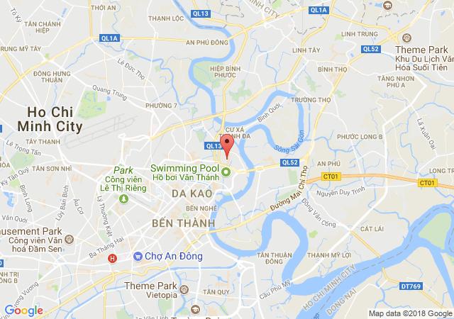 Xuất cảnh bán gấp nhà đường D1- Điện Biên Phủ, P. 25, Q. Bình Thạnh