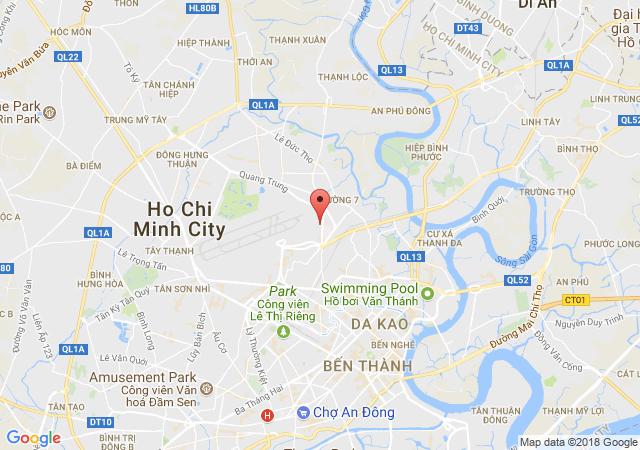 BÁN GẤP MẶT TIỀN đường Nguyễn Kiệm, P3, Gò Vấp.