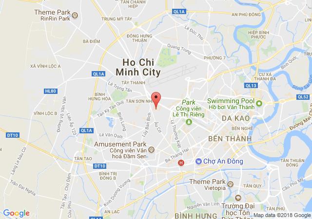 Bán nhà đường Nguyễn Hồng Đào, Phường 14, Q. Tân Bình