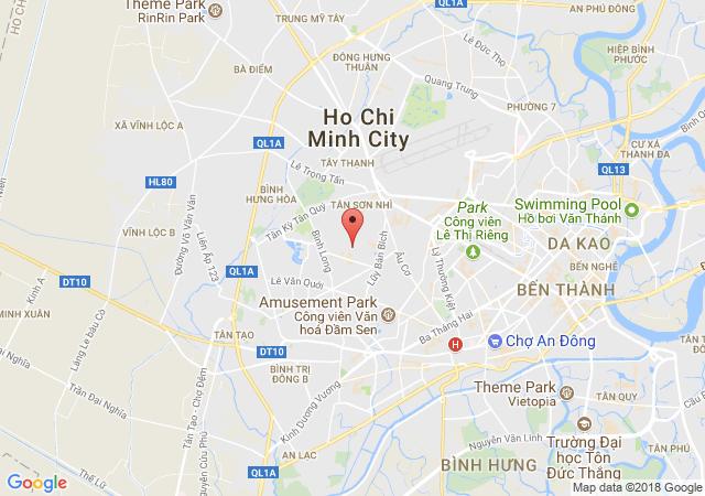 Nhà hẻm 6m thông 76 Lê Văn Phan, ,khu chợ vải, Tân Phú, 4x18, 1 lầu