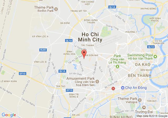 Bán gấp nhà Đỗ Thừa Luông 4,47x16,2m, xây 3 tấm đẹp, giá hot 5,7 tỷ