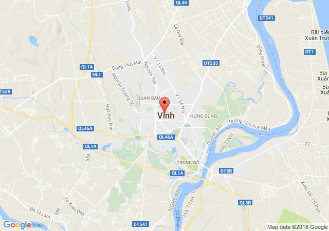 Cần Bán Nhà Mặt Đường Hồ Tùng Mậu-Tp.Vinh